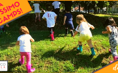 Apertura SOLCOPROSSIMO SUMMER CAMPS!