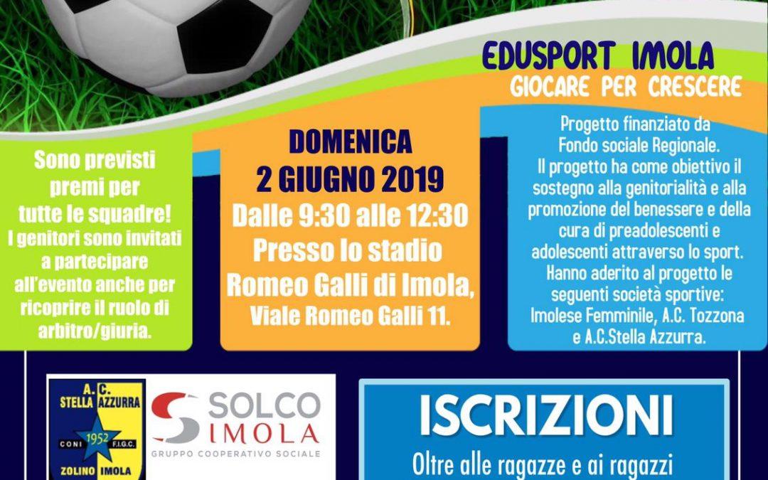 Torneo Edusport Imola: Giocare per Crescere